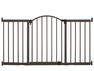 Summer Infant Extra Tall Walk Thru Expansion Gate   Metal