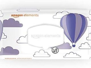Elements Baby Wipes Fragrance  2 pack