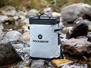 Waterproof soft cooler