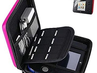 AKWOX Replacement for Nintendo 2DS Case  Hard Travel Protective Carrying Case for 2DS
