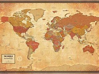Vintage Style Maps 2