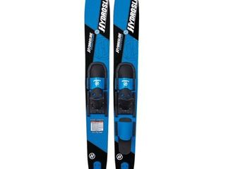 Hydroslide Contour 47  Water Skis with Bindings