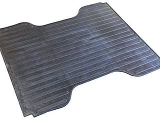 Westin Rubber Truck Bed Mat   2015 2020 Ford F 150  5 7ft Bed    50 6355   Black   1 Pack