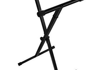 On Stage KS7190 Classic Single X Keyboard Stand