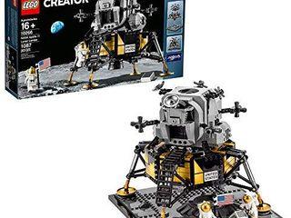 lEGO Creator Expert NASA Apollo 11 lunar lander 10266 Building Kit  New 2020  1 087 Pieces