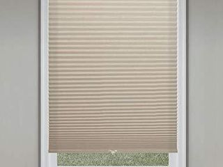 Bali Blinds Cordless Cellular Shades Window Covering  35  x 72  Wheat linen 98 3005 11