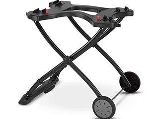 Weber 6557 Q Portable Cart  28 2  x 21  x 25  Black