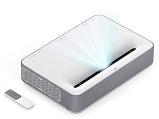VAVA 4K UST laser TV Home Theatre Projector   Bright 2500 ANSI lumens   Ultra Short Throw   HDR10   Built in Harman Kardon Sound Bar   AlPD 3 0   Smart Android System  White    2799 99