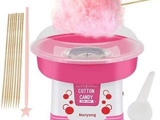 Hard and Sugar Free Countertop Cotton Candy Maker  Cotton Candy Machine  Christmas Gift