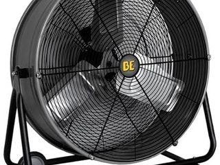 BE Pressure FD24 24  Drum Fan  2 Speed