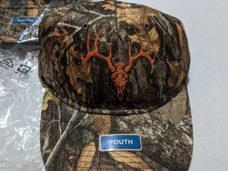 NEW Field and stream youth camp sketch hat case of 12