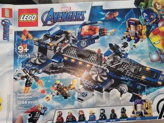 lego Marvel Avengers Helicarrier 76153 Fun lego Brick Building Toy 2020