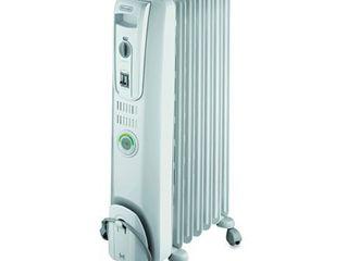 Delonghi EW7707CM Safeheat 1500W ComforTemp Portable Oil Filled Radiator