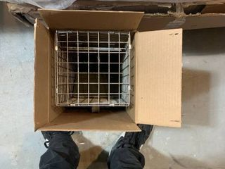 Havahart 1083 Easy Set One Door Cage Trap for Squirrels and Small Rabbits