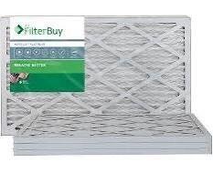 14x24x1 MERV 13 Pleated Air Filter