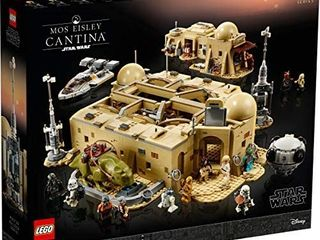 lEGO Star Wars Mos Eisley Cantina 75290 Master Builder Series Set