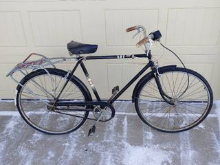 Vintage Sears and Stewart Warner 3 Speed Bicycle