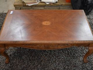 Wooden living Room Coffee Table   50  W x 30  l x 19  T