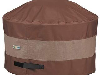 Duck Covers Ultimate Round Fire Pit Cover