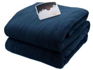 Biddeford Fleece Digital Electric Heated Blanket