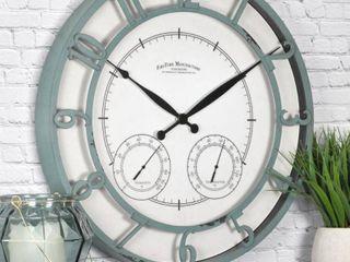 FirsTime   Co laguna Outdoor Clock