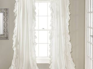 The Gray Barn Gila Curtain Panels   Set of 2