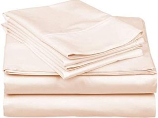Mineral Egyptian Cotton 800TC luxury Bed Sheet Set   Queen