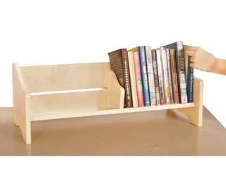 Guidecraft Tabletop Book Browser