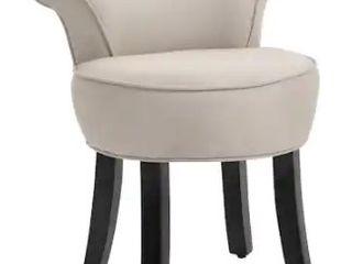 HomCom Modern Accent Chair w  Wooden legs