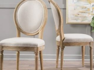 Phinnaeus French Country Dining Chairs CKH   Set of 2
