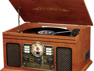 victrola six and one turntable Retail   90