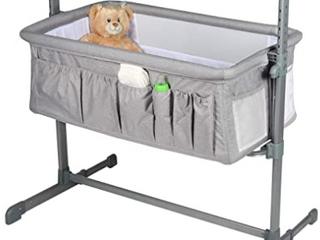 Milliard bedside sleeper bassinet Retail   125