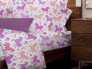 Color your home Junior micro fiber Pony Sheet sets