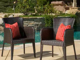 Anaya outdoor wicker chairs Retail   220