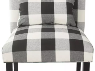 Home pop Parker accent chair with pillow Retail   116