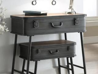 4D concepts urban loft metal trunk tables  2  Retail   140
