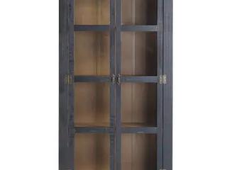 Beach house design accent cabinet 2 door Retail   290