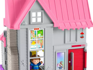 Fisher price little People Big Helpers Home Retail   40