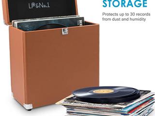 lPENo 1 vinyl record storage case Model  lPSC 001 Retail   50