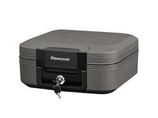 SentrySafe CHW20221 Medium Chest Safe  Charcoal Gray