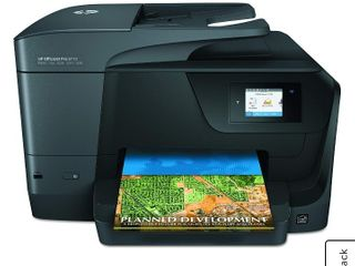 HP OfficeJet Pro 8710  M9l66A  All in One Wireless Printer with Mobile Printing