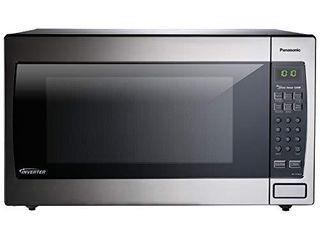 Panasonic Microwave Oven NN SN966S Stainless Steel