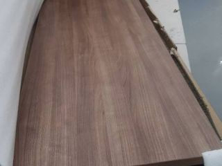 Brown Rustic Table  24x26 IN