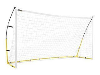SKlZ Quickster Soccer Goal Portable Soccer Goal and Net  12 x 6 Feet