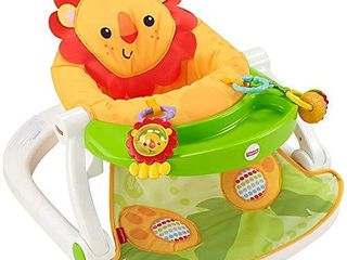 Fisher Price Sit Me Up Floor Seat with Tray  Amazon Exclusive
