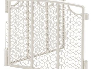 Evenflo Gate Extensions light Off white  Ivory