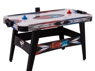Triumph 54 Inch Fire  n Ice led Air Hockey Table SOME DAMAGE