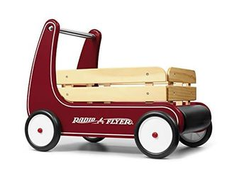 Radio Flyer Classic Walker Wagon  Red  Model Number  612s