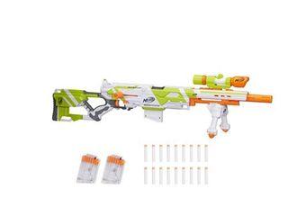Nerf N strike longstrike Cs 6  very Rare Nerf Gun