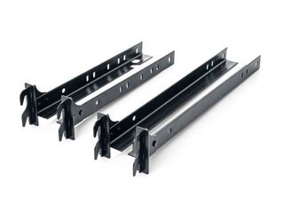 STRUCTURES by Malouf 2 Hook On Connection Footboard Extension Brackets Attachment Kit   Cal King